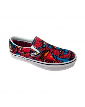Vans Marvel Spiderman