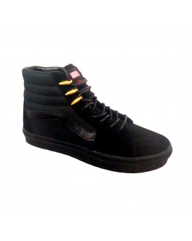 Vans Marvel Black Panter