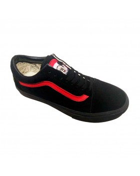 VANS NEGROS MICKEY MOUSE