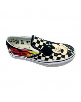 VANS CUADROS MICKEY MOUSE